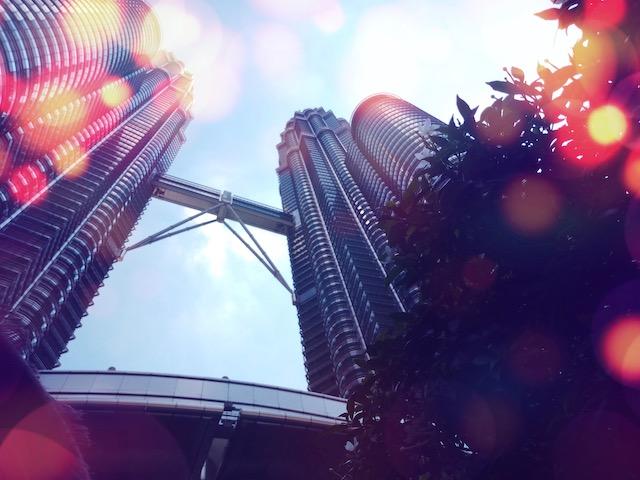 Twin Tower Kuala Lumpur Malaysia