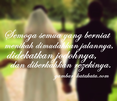 Kata Kata Cinta Islami Untuk Calon Suami