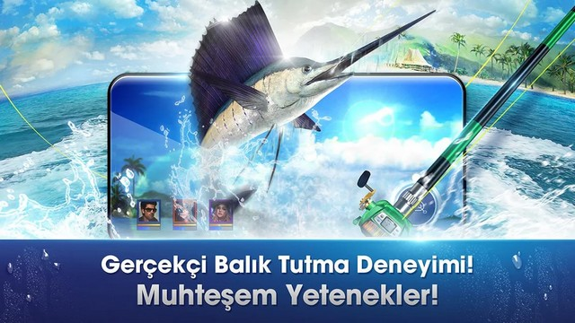 fishing strike elmas hilesi