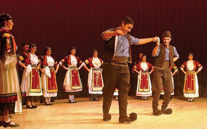 Μουσικοχορευτική εκδήλωση του Αναγνωστηρίου Αγιάσου την Κυριακή στο Δημοτικό Θέατρο Μυτιλήνης