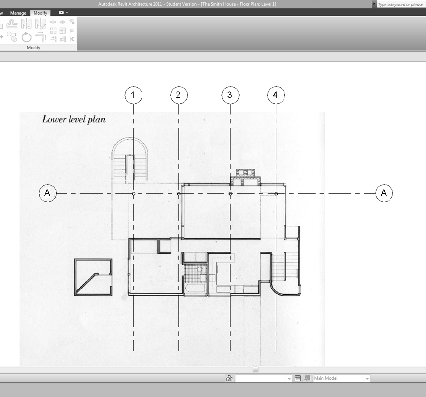 Meier is Reviting The Smith House Post Two Grid Lines – Richard Meier Smith House Floor Plans