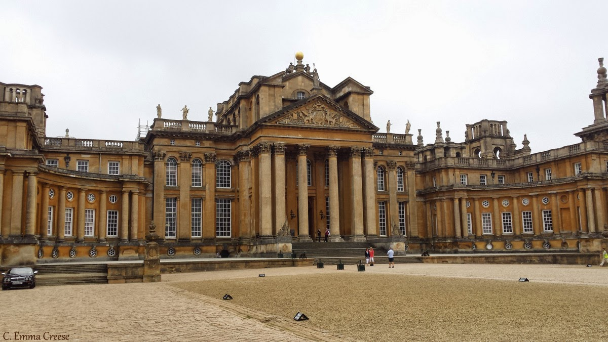 Roadtrip: Castle hunting: Blenheim Palace - Adventures of a London Kiwi