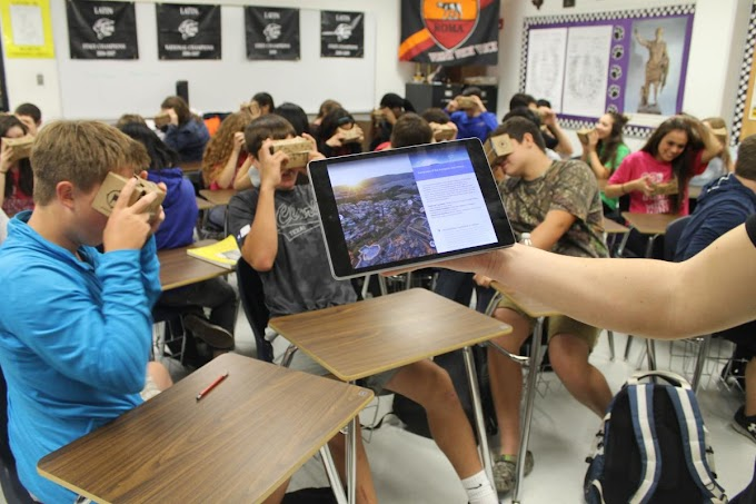 VR in the classroom: Future of Experiential Education is here!