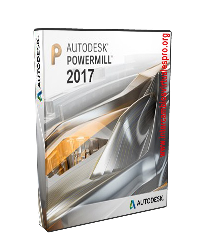 Autodesk PowerMill 2018.0.3 poster box cover