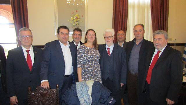 Γιάννενα: Επίσκεψη της Επιτετραμμένης της Αυστριακής Πρεσβείας στην Αθήνα
