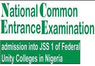 NCEE 2018 Examination Timetable