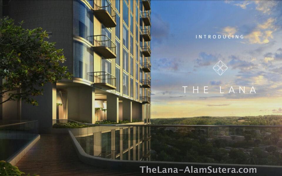 The Lana Alam Sutera