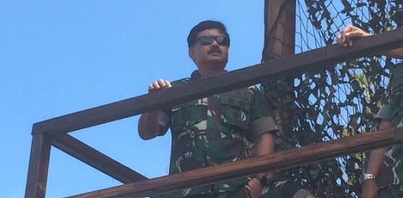 Panglima TNI, Mohon Klarifikasi Pernyataan Anda