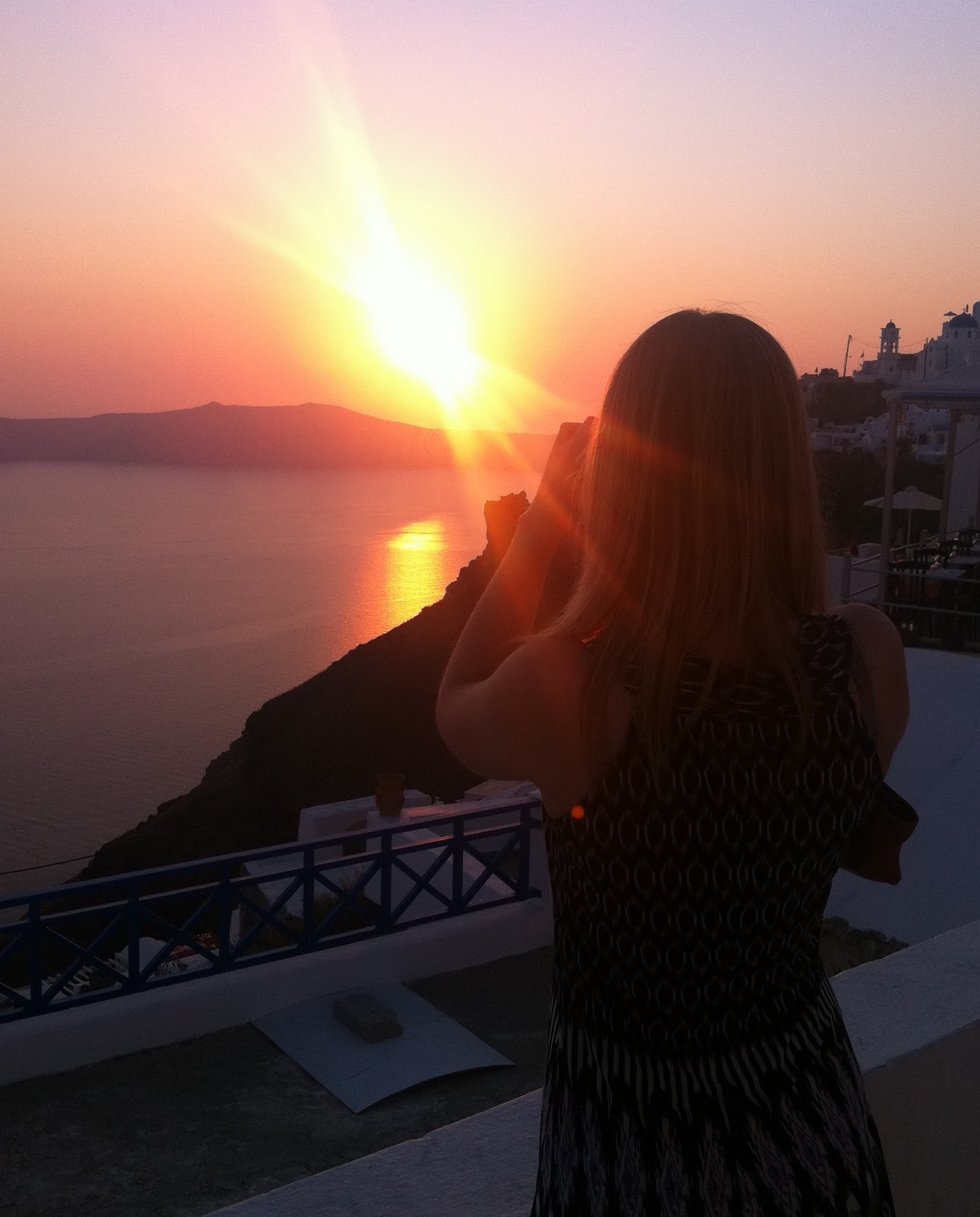 Santorini Best Restaurants Greece