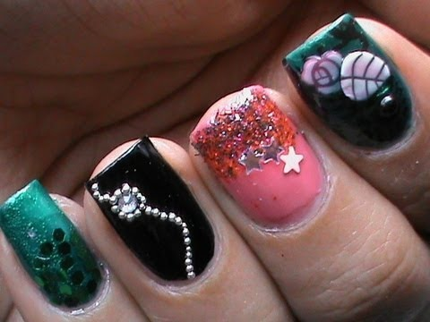 Latest Nail Polish Designs
