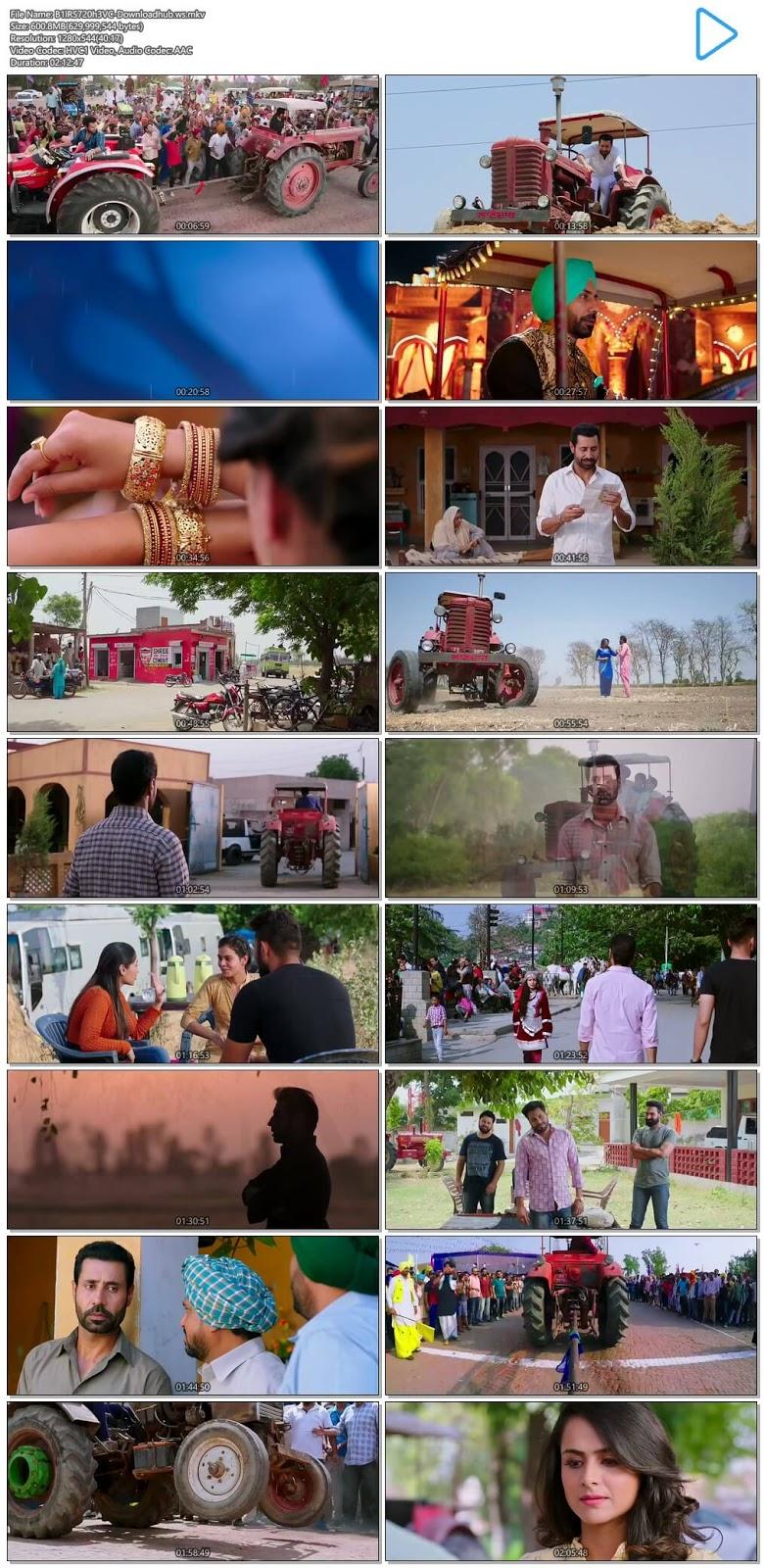Bailaras 2017 Punjabi 720p HEVC HDRip