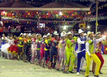 Arraiá dos Matutos não consegue classificar no Festival Clube de Quadrilhas