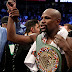 Mayweather knocks out Mcgregor to win super fight (See Photos)