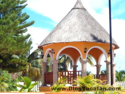 Quiosco de San Crisanto Yucatan