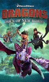 3070513 dragon - DreamWorks Dragons Dawn of New Riders-PLAZA