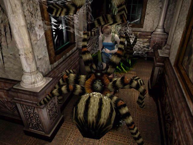 Resident Evil 3: Némesis - Captura 1