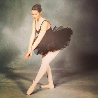 Lauren As Ballerina