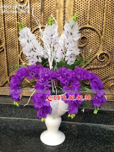 Cua hang hoa pha le tai Thanh Tri