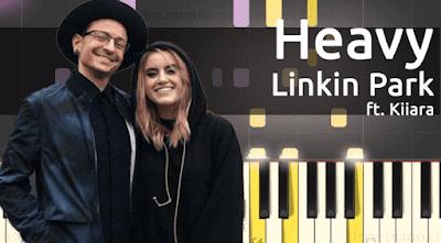 Arti Lirik Lagu Heavy - Linkin Park