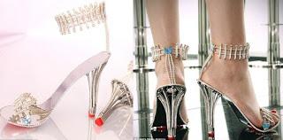 Sepatu High Heels Termahal Di Dunia Harganya Bikin Kaget Aja
