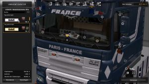 Stanley Truck – DAF XF 105 version 1.6
