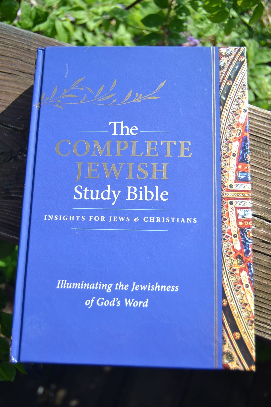 A YEAR OF JUBILEE REVIEWS: The Complete Jewish Study Bible *Review