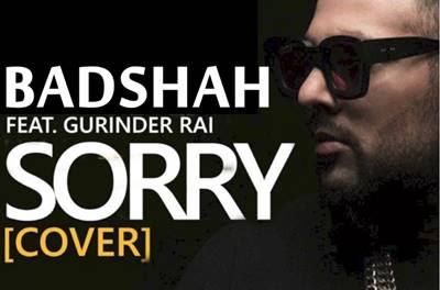 Sorry (2016) Cover - Badshah