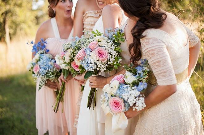 Gorgeous Bohemian Inspired Wedding In Oklahoma