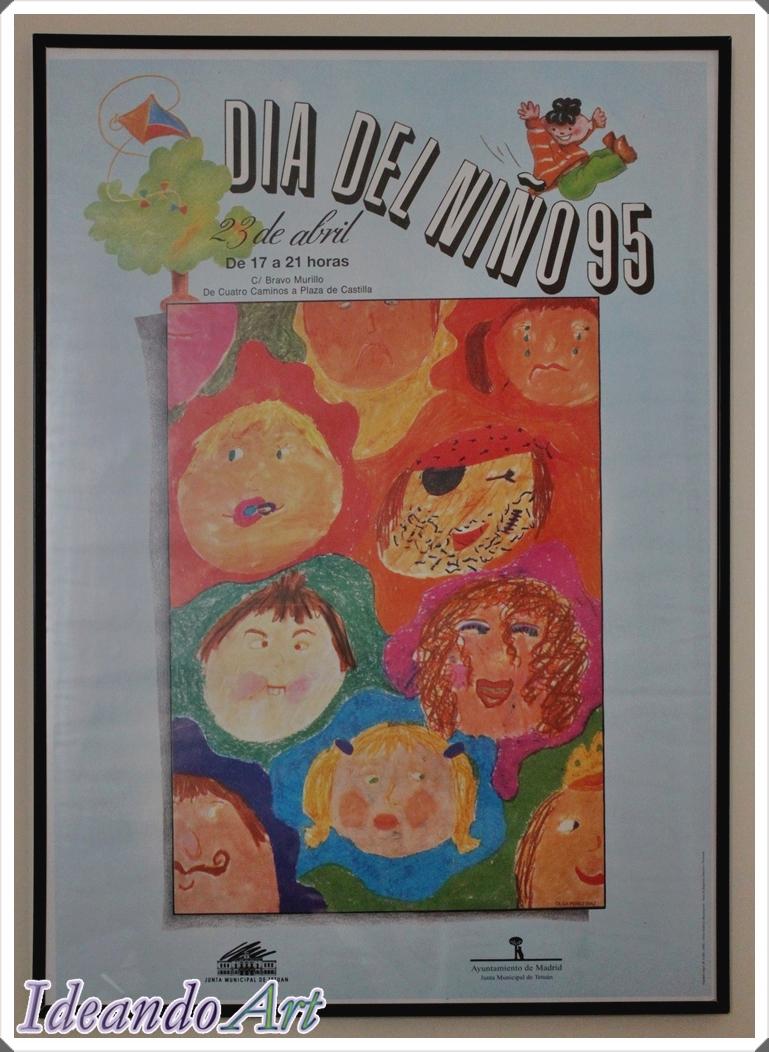 Cartel Día del Niño