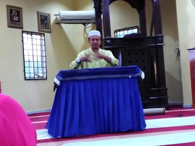 Tuan Syamsul Debat