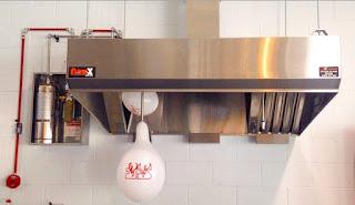penghisap asap dapur