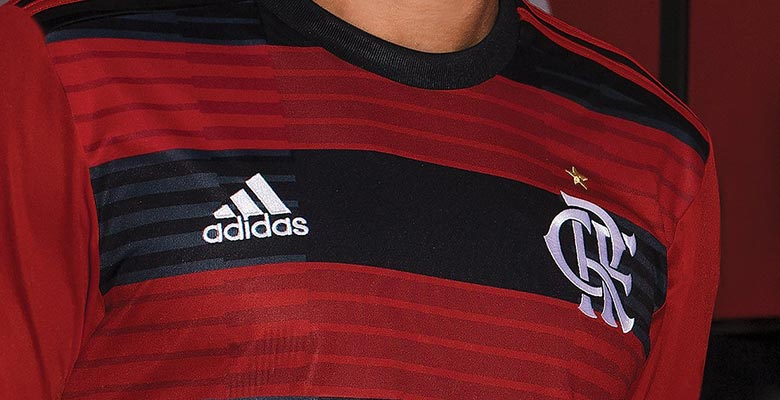 9a4f60ad70 Adidas Flamengo 2018-19 Home   Away Kits Revealed