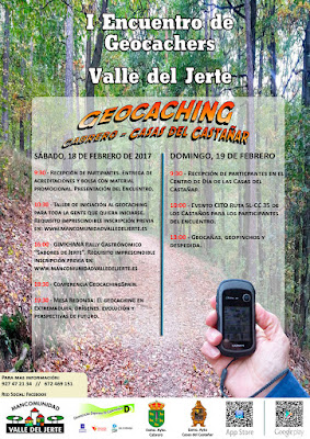 I Encuentro de Geocachers en el Valle del Jerte