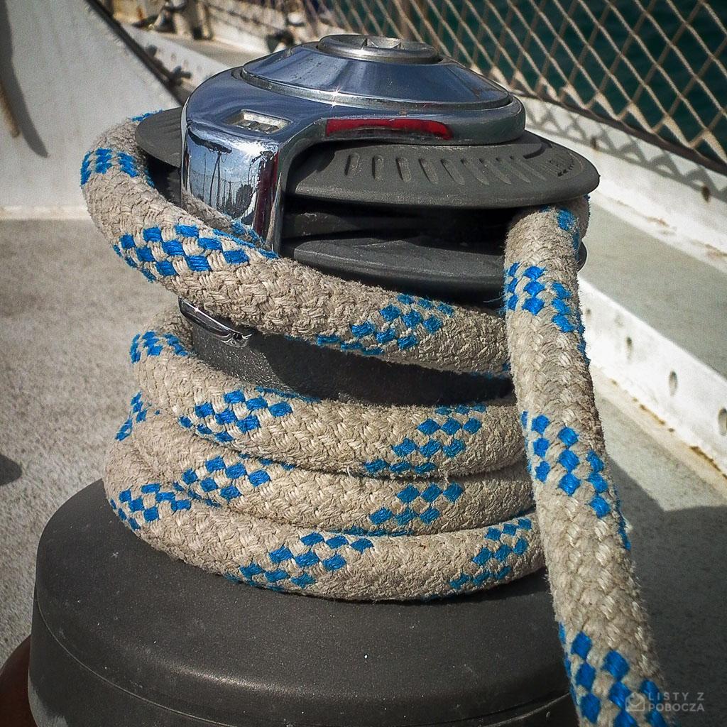 kabestan jachtostop atlantyk listy z pobocza