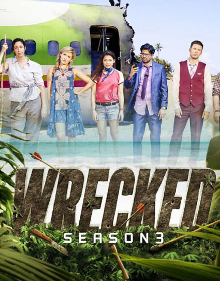 Wrecked – Saison 3 [Streaming] [Telecharger]