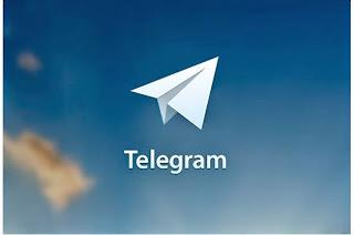 caida de telegram