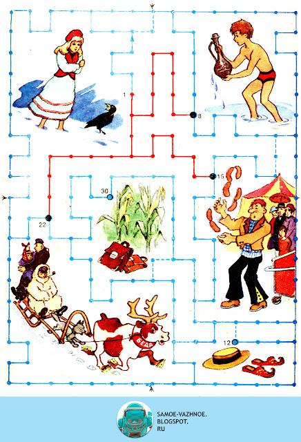 Настольная игра для детей СССР. В стране приключений игра СССР художник Раевский 1987 1989 .