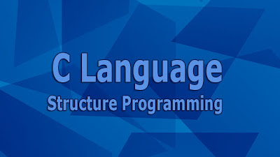 C Language Structure Programming