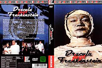 Los monstruos del terror (1970) - Carátula
