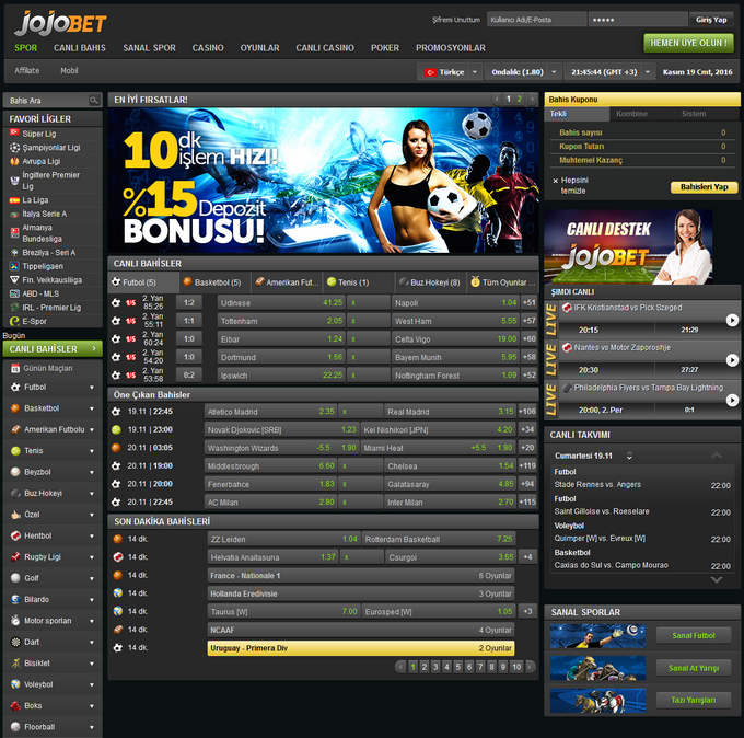 Jojobet Screen