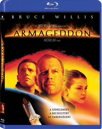 Free Download Armageddon 1998 Dual Audio Hindi  BluRay 450mb