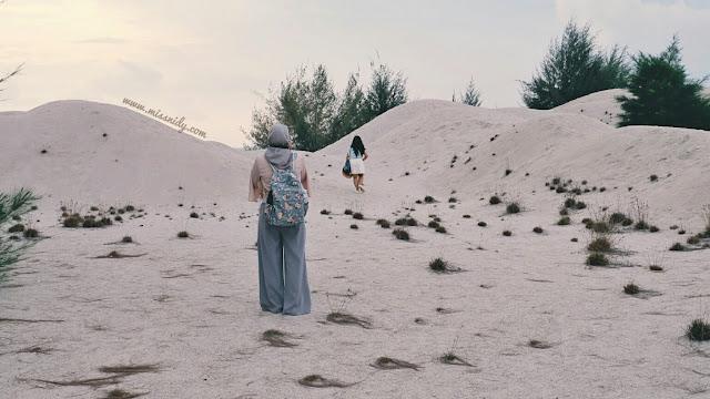 dari melaka heritage town ke padang pasir pantai klebang