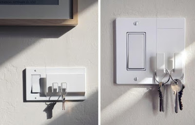 Walhub functional switchplates