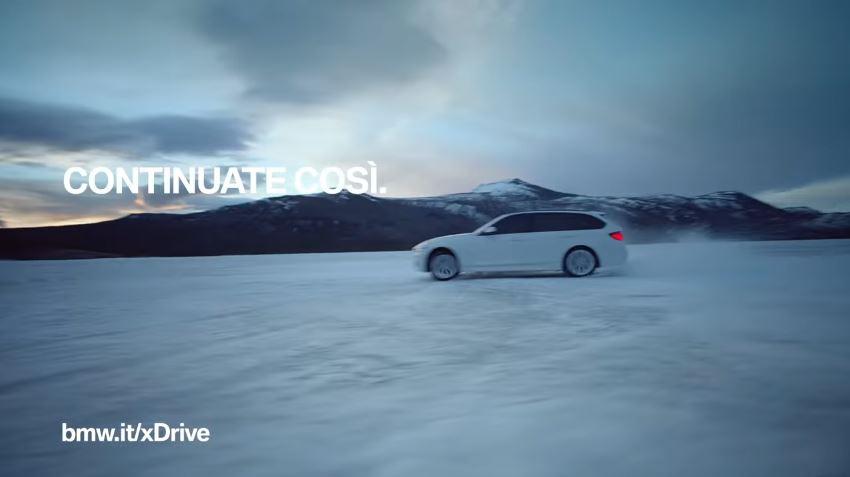 Canzone BMW pubblicità Trazione xDrive con bambini che giocano - Musica spot Novembre 2016