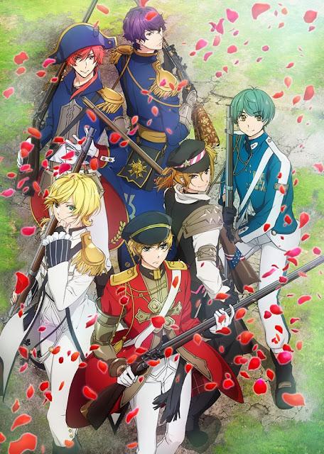 Senjuushi: The Thousand Noble Musketeers (11/??) (190MB) (HDL) (Sub Español) (Mega)