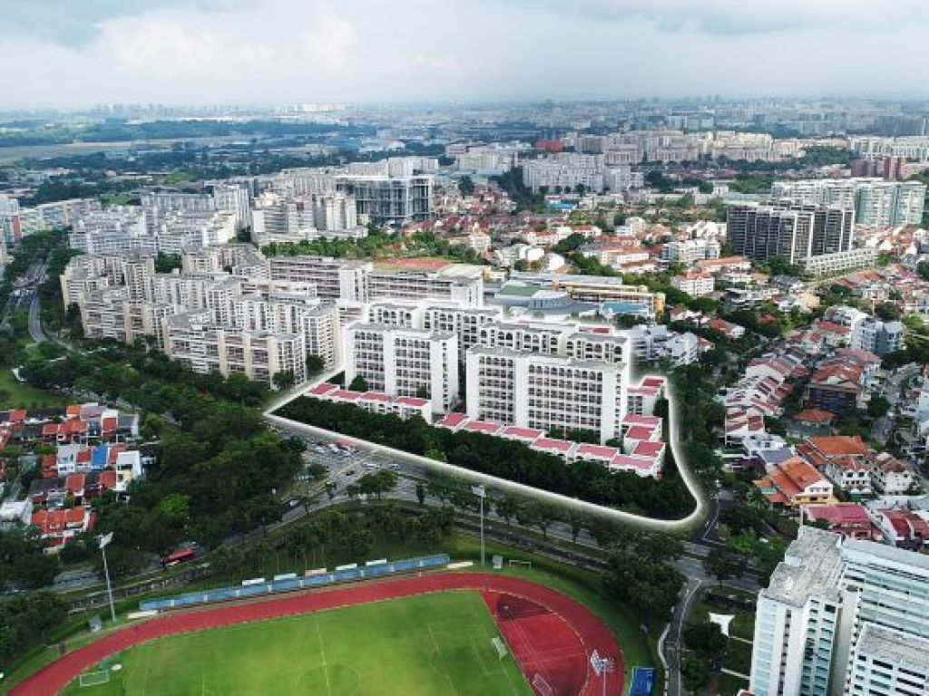 Privatised HUDC estate Florence Regency in Hougang has been sold for S$629million to Chinese developer Logan Property Company. [4]