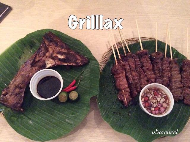 Grilllax- Grilled Tuna Panga and Grilled Pork BBQ