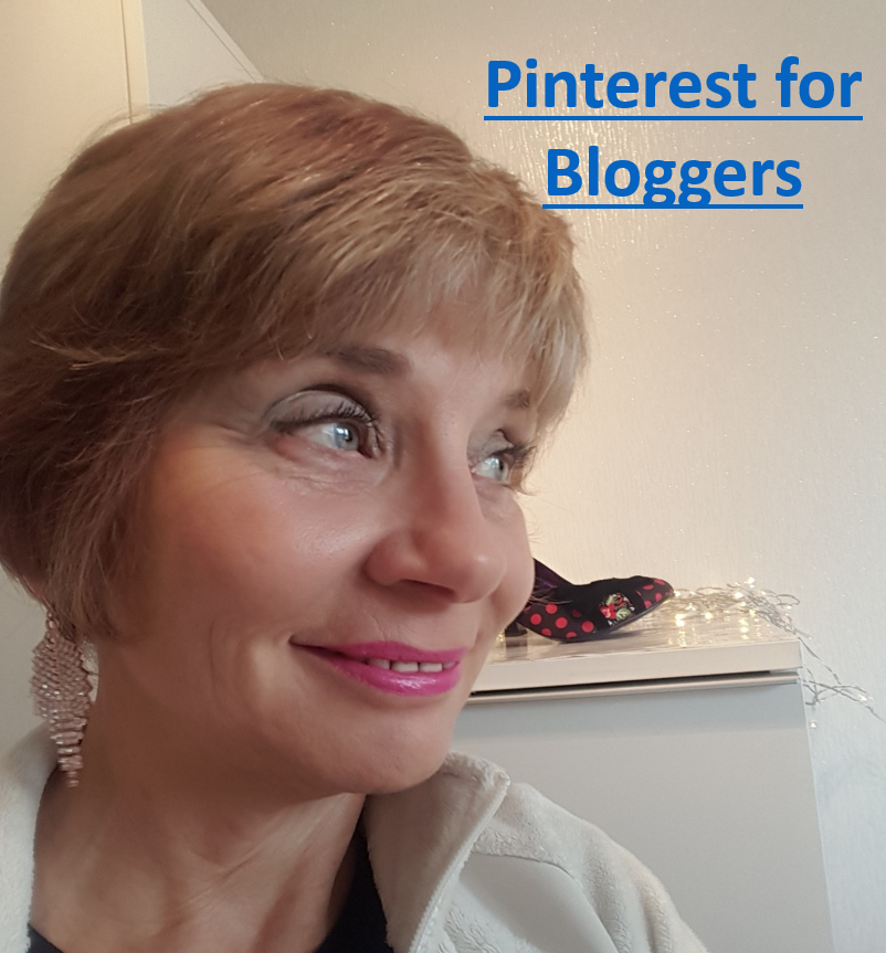 Image showing blogger Gail Hanlon from Is This Mutton in an article on how bloggers can grow traffic with Pinterest