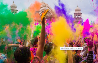Holi Celebration in India   How Holi is celebrated in various places of India