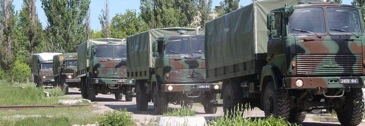 МАЗ-5316 НГУ
